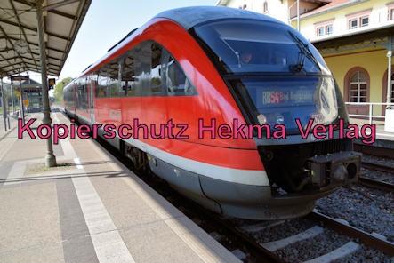 Winden (Pfalz) Eisenbahn - Winden Bahnhof - RB54 - 642 007