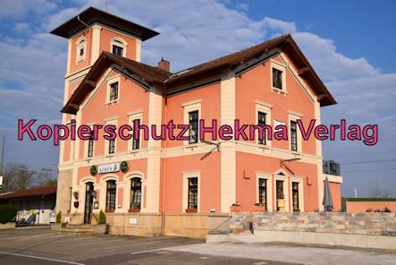 Eisenbahn Rülzheim - Bahnhof Rülzheim - Altes Bahnhofsgebäude