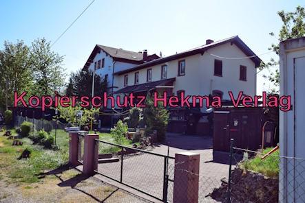 Landau-Germersheim - Untere Queichtalbahn - Bahnhof Westheim - Altes Bahnhofsgebäude Westheim