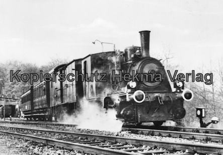 VVM - Verein Verkehrsamateure und Museumsbahn e.V. - Dampflok