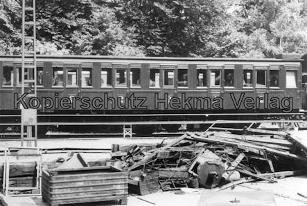 VVM - Verein Verkehrsamateure und Museumsbahn e.V. - Personenwagen