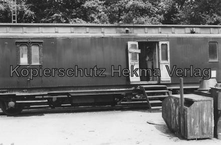 VVM - Verein Verkehrsamateure und Museumsbahn e.V. - Gepäckwagen