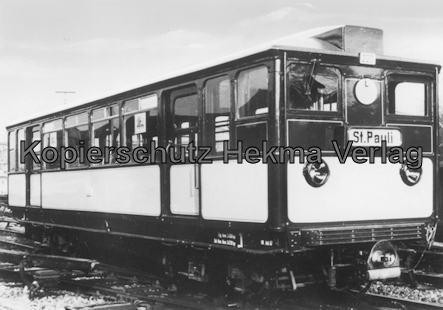 VVM - Verein Verkehrsamateure und Museumsbahn e.V. - Wagen 220