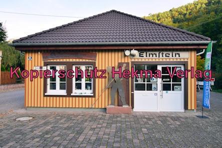 Kuckucksbähnel - Neustadt-Elmstein - Elmstein Bahnhof - Neues Bahnhofsgebäude